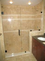 surprising starphire glass shower door with notched panel 1 2 cost
