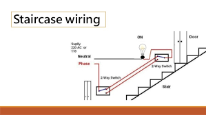 stair case wiring and tubelight wiring led tube light wiring diagram Tube Light Diagram staircase wiring tube light wiring; 3