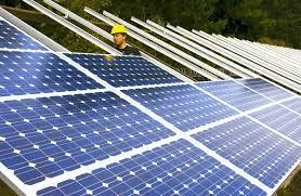 Solar-Panel Stranglehold ...