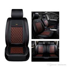 front rear luxury special leather car seat cover for volkswagen vw passat polo golf tiguan jetta touareg car styling car accessories seat cover car