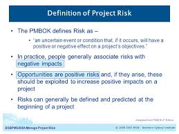 bsbpmga manage project risk manage project risk introduction to  2 bsbpmg508a