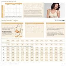 Amoena Lara Satin Wire Free Black Mastectomy Bra 44212