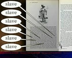huckleberry finn ldquo slave rdquo ldquo nigger rdquo ldquo the n word rdquo and the daily i