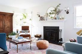 Living room interior design with fireplace Front Door Middle 31 Stylish Family Room Design Ideas Easy Decorating Tips For Family Rooms House Beautiful 31 Stylish Family Room Design Ideas Easy Decorating Tips For