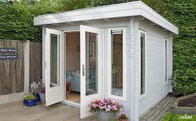 Home office in the garden Self Build Inspirational Garden Offices Liberty Garden Buildings Inspirational Garden Offices And Possibilities Lugarde