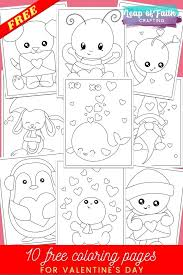 Slide your crayons on valentines printables for mother, dad and teachers of blank template to write your own greeting, poem, or just to color in. Free Valentine S Day Coloring Pages Pdf For Instant Download Leap Of Faith Crafting