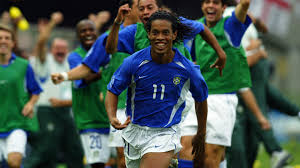 Ronaldinho: England World Cup 2002 goal my best ever