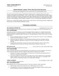Unique Resume Sample For Real Estate Agent And Real Estate Site