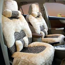 leopard print car seat covers car seat cover set free favourable new winter cute fashion