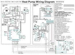 trane wiring diagram & trane thermostat wiring awesome air single phase refrigeration compressor wiring diagram at Trane Compressor Wiring Diagram