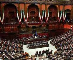 Αποτέλεσμα εικόνας για foto parlamento italiano