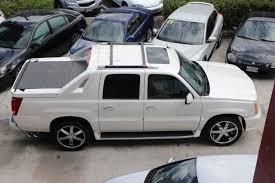 cadillac truck white. cadillac escalade ext 85k turbo 22 cadillac truck white