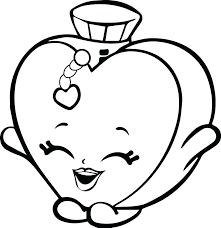 Shopkin Coloring Pages Lippy Lips Coloring Pages Lippy Lips Page Top