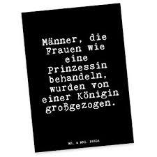 Mr Mrs Panda Postkarte Mit Spruch Männer Die Frauen Wie Eine