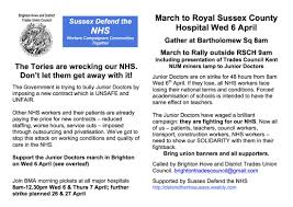 actions to sept 16 sussex defend the nhs picture