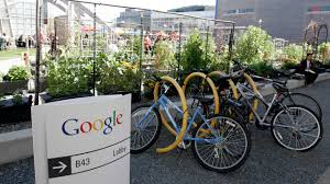 google office california. Employees Use Community Bikes To Travel Around Google Headquarters In Mountain View, California March 3 Office