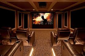 basement home theater plans. Air Of Indulgence Basement Home Theater Plans M
