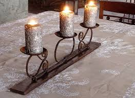 wrought iron candle holders for fireplace lovely custom wrought iron candle holder by 2b design home llc