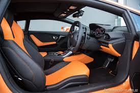 huracan interior orange. 2016 lamborghini huracan lp5802 interior orange