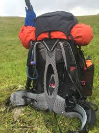 Test terrain : sac à dos Lowe Alpine Airzone Trek + ND45:55