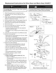 Liftmaster Garage Door Opener Manual 1 3 Hp - Wageuzi