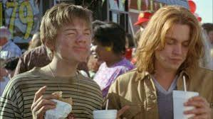 becky what s eating gilbert grape com a question to which gilbert can only reply ldquoi want to be a good personrdquo something he says because being a good son and brother represents the