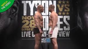 How to watch Mike Tyson vs Roy Jones Jr: UK TV channel and live stream -  Mirror Online