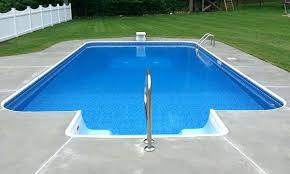 in ground pools rectangle. Unique Rectangle 15x30 Inground Pool Rectangle Gallons To In Ground Pools Rectangle