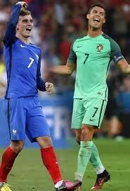 L'unica occasione è un tiro di sissoko deviato dal portiere rui patrício. Euro2016 Stasera La Finale Portogallo Francia Sfida Ronaldo Griezmann Rai News