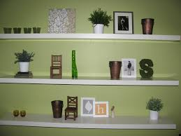 Full Size of Shelves:amazing White Floating Wall Shelves Home Storage Diy  At Q Cat ...