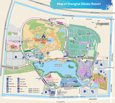 shanghai disney resort park hotel restaurant map store