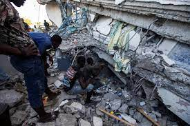 Haiti earthquake death toll rises to 1 ...