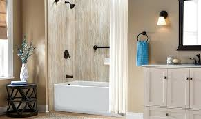 shower tub installation installation by experienced professionals mirolin belaire tub shower installation shower tub replace cost