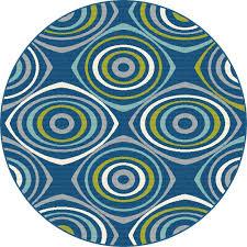 dark blue outdoor rug 8 round geometric navy blue indoor outdoor rug garden city furniture dark blue outdoor rug