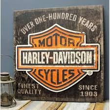 Harley Davidson Signs Decor Antique Harley Davidson Signs Best 100 Antique Decor Ideas 37