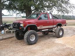 lifted nissan trucks. Simple Nissan 1990 Nissan Nissan King Cab 1 Possible Trade  100351892  Custom Lifted  Truck Classifieds Sales With Trucks
