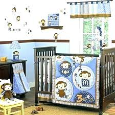 monkey crib bedding decoration pink monkey crib bedding sets set care bear bedroom space modern sheet monkey crib bedding