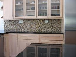 black granite countertops with tile backsplash. Black Granite Countertops With Tile Backsplash F95X About Remodel Nice Home Interior Design S
