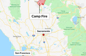 California's Camp Fire has melted cars and reduced bodies to bone ...