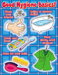 Chart Of Personal Hygiene For Kids Brainly In