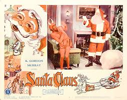 santa claus 1959 poster. Delighful Poster Holiday Movies In Print Santa Claus Vs The Devil Intended 1959 Poster A