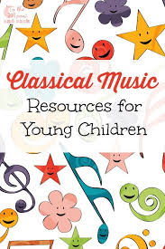 best montessori music images music education classical music for children resources for introducing young ones to the melodic instrumental world of