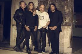 Billboard Mainstream Rock Chart Metallica Scores Ninth No 1 On Billboards Mainstream Rock
