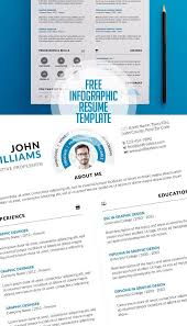 Infographic Resume Template Free From Free Infographic Resume