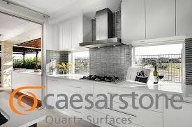 caesarstone kitchen close up