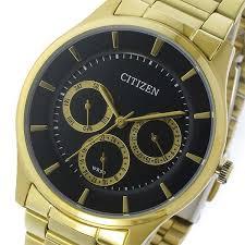 pochitto rakuten global market watch men citizen citizen quartz watch men citizen citizen quartz ag8352 59e black gold