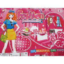 Búp bê Barbie 𝑭𝑹𝑬𝑬𝑺𝑯𝑰𝑷 Thay quần áo - đồ chơi cho bé tại TP. Hồ Chí  Minh