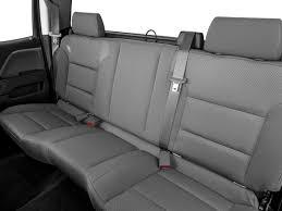 2017 chevrolet silverado 1500 base 4wd double cab 143 5 ls backseat interior