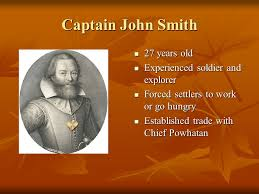 「27-year-old English adventurer John Smith,」の画像検索結果