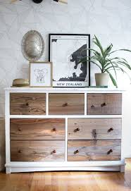refinishing bedroom furniture ideas. revealed her sonu0027s new bedroom update she was able to chalk paint the entire dresser and used reclaimed sierra silver on drawer fronts give it a refinishing furniture ideas m